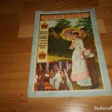 Coleccionismo Álbumes: PAQUITA RICO Y VICENTE PARRA EN DONDE VAS ALFONSO XII ALBUM DE 168 CROMOS NO COMPLETO PLANCHA. Lote 94332818