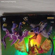 Coleccionismo Álbumes: INVIZIMALS EVOLUTION STICKER ALBUM - FALTAN 12. Lote 94812715