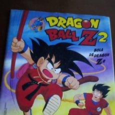 Coleccionismo Álbumes: DRAGONBALL Z 2 CONTIENE 120 CROMOS . Lote 94922743