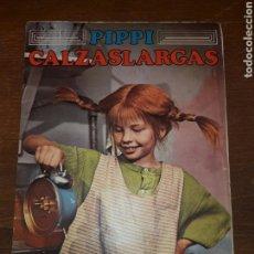 Coleccionismo Álbumes: ALBUM CROMOS PIPI CALZASLARGAS. Lote 95302123