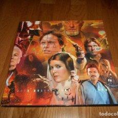 Coleccionismo Álbumes: STAR WARS - COIN ALBUM 30 ANIVERSARIO. HASBRO (2007) VACIO PERFECTO. Lote 95557487