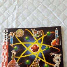 Coleccionismo Álbumes: ÁLBUM MAGA CROMHISTORIA 1967 CON 125.CROMOS PEGADOS,BUEN ALBUM. Lote 95825147