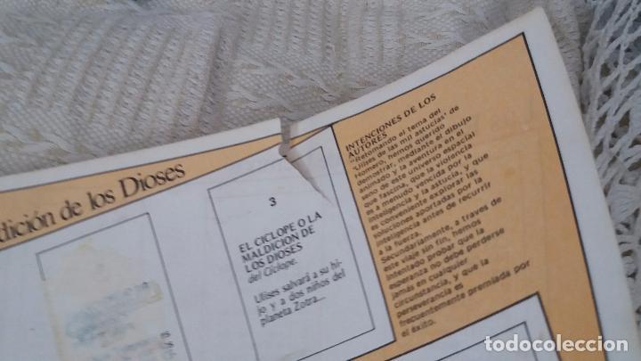 Coleccionismo Álbumes: Ulises 31 phoskitos ÁLBUM vacío no plancha. Ver fotografías - Foto 11 - 96489399