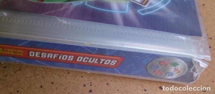 Coleccionismo Álbumes: Álbum Invizimals Desafios Ocultos, tiene 467 números - Foto 3 - 96928403