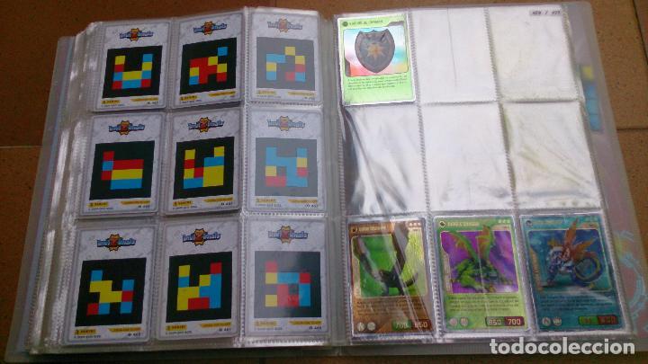 Coleccionismo Álbumes: Álbum Invizimals Desafios Ocultos, tiene 467 números - Foto 4 - 96928403