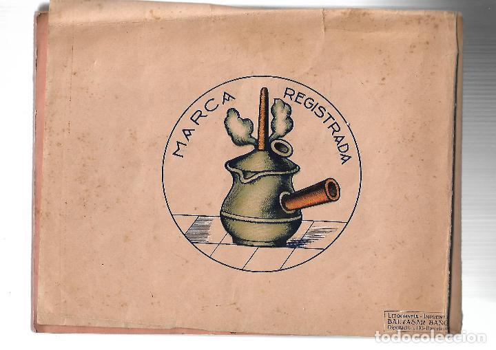 Coleccionismo Álbumes: ÁLBUM HISTORIA DE CATALUNYA. CON 146 CROMOS. XOCOLATA JUNCOSA. AÑOS 30 BASTANTE BIEN CONSERVADO - Foto 5 - 97665431