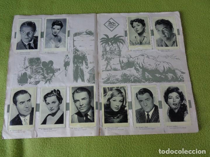 e9b6979ef Coleccionismo Álbumes  ESTRELLAS DE LA PANTALLA