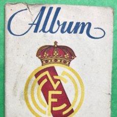 Coleccionismo Álbumes: ÁLBUM REAL MADRID - (GRAFOTO - COSTA) - AÑO 1946. Lote 98160503
