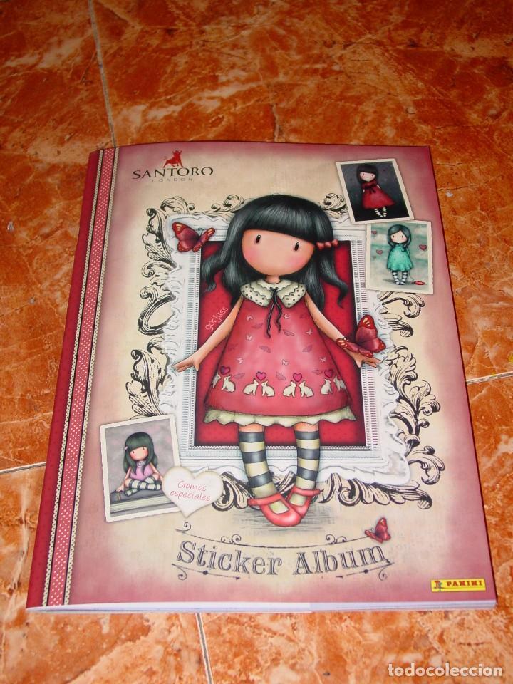 álbum Nuevo Plancha Y Vacío De Panini Gorjuss Sold Through Direct Sale 155337694