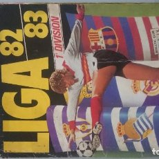 Coleccionismo Álbumes: ALBUM LIGA 1982-83 . Lote 98814363