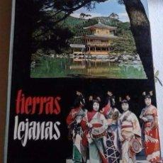 Coleccionismo Álbumes: TIERRAS LEJANAS. Lote 99832407