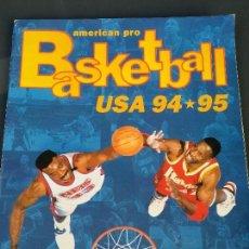 Sammeln Sammelalben - Album Basketball USA 94/95 - 100075123