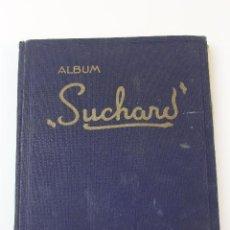 Coleccionismo Álbumes: ALBUM DE CROMOS SUCHARD. ALBUM INCOMPLETO, FALTAN 9 CROMOS.. Lote 100123339