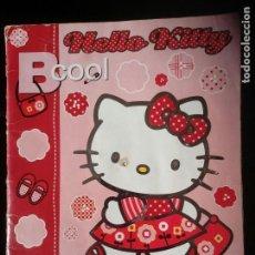 Coleccionismo Álbumes: ALBUM HELLO KITTY BCOOL. PANINI 2011. CON 52 CROMOS. Lote 100359287