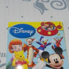 Coleccionismo Álbumes: ALBUM INCOMPLETO PLAYHOUSE DISNEY CHANNEL. EDITORIAL PANINI. Lote 171546374