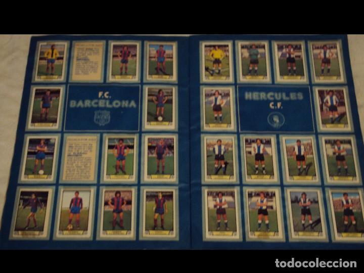 Coleccionismo Álbumes: ALBUM LIGA 79 - 80 EDICCIONES ESTE. - Foto 5 - 100512507