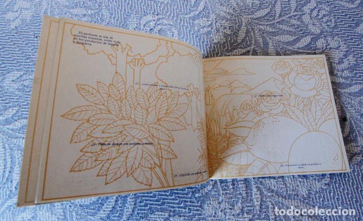 Coleccionismo Álbumes: Álbum vacío Cromos de olores - Phoskitos - Muy buen estado de conservación - Foto 2 - 101743963