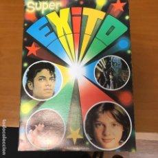 Coleccionismo Álbumes: SUPER EXITO NUEVO PLANCHA VACIO. Lote 102809823