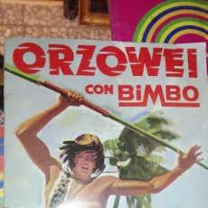Coleccionismo Álbumes: ORZOWIE CON BIMBO VACIO. Lote 102811591