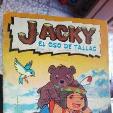 Coleccionismo Álbumes: JACKY Y NUCA FALTAN MUY POCOS. Lote 103122079