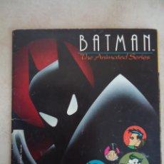 Collectable Incomplete Albums - ALBUM DE CROMOS INCOMPLETO BATMAN DE PANINI. AÑO 1993 - 103495283