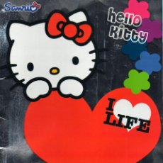 Coleccionismo Álbumes: HELLO KITTY, PANINI. Lote 103729879