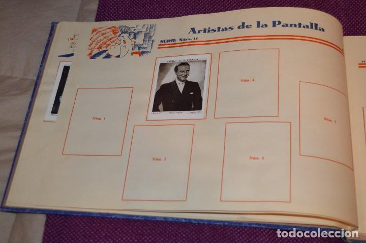 Coleccionismo Álbumes: ANTIGUO 1932 - ALBUM DEL CUPON PENINSULAR - TOMO I - AÑOS 30 - HELIOS - MADE IN SPAIN - Haz oferta - Foto 15 - 103785055