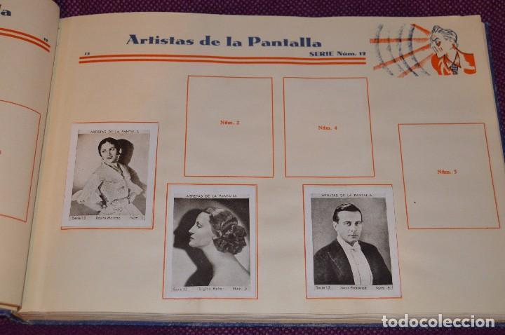 Coleccionismo Álbumes: ANTIGUO 1932 - ALBUM DEL CUPON PENINSULAR - TOMO I - AÑOS 30 - HELIOS - MADE IN SPAIN - Haz oferta - Foto 16 - 103785055