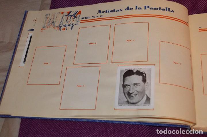 Coleccionismo Álbumes: ANTIGUO 1932 - ALBUM DEL CUPON PENINSULAR - TOMO I - AÑOS 30 - HELIOS - MADE IN SPAIN - Haz oferta - Foto 17 - 103785055