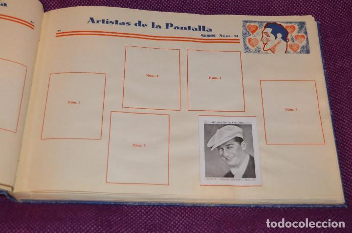 Coleccionismo Álbumes: ANTIGUO 1932 - ALBUM DEL CUPON PENINSULAR - TOMO I - AÑOS 30 - HELIOS - MADE IN SPAIN - Haz oferta - Foto 18 - 103785055