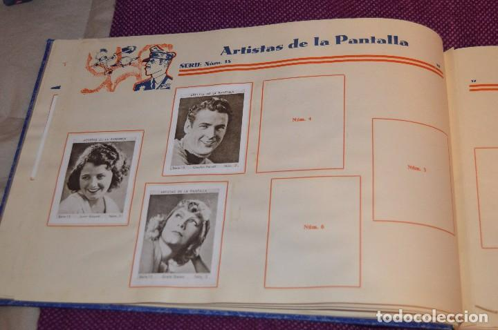 Coleccionismo Álbumes: ANTIGUO 1932 - ALBUM DEL CUPON PENINSULAR - TOMO I - AÑOS 30 - HELIOS - MADE IN SPAIN - Haz oferta - Foto 19 - 103785055