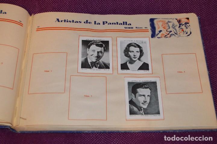 Coleccionismo Álbumes: ANTIGUO 1932 - ALBUM DEL CUPON PENINSULAR - TOMO I - AÑOS 30 - HELIOS - MADE IN SPAIN - Haz oferta - Foto 20 - 103785055