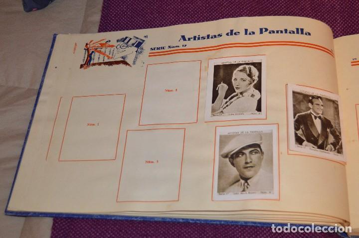 Coleccionismo Álbumes: ANTIGUO 1932 - ALBUM DEL CUPON PENINSULAR - TOMO I - AÑOS 30 - HELIOS - MADE IN SPAIN - Haz oferta - Foto 21 - 103785055
