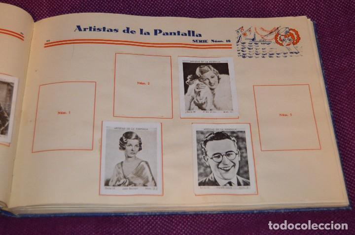 Coleccionismo Álbumes: ANTIGUO 1932 - ALBUM DEL CUPON PENINSULAR - TOMO I - AÑOS 30 - HELIOS - MADE IN SPAIN - Haz oferta - Foto 22 - 103785055