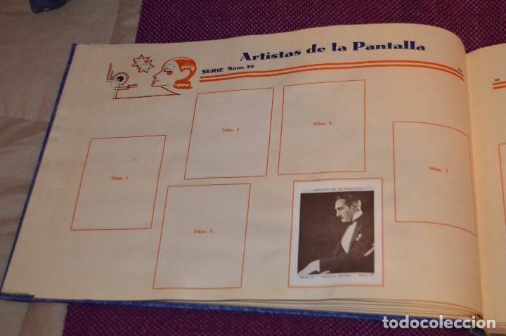 Coleccionismo Álbumes: ANTIGUO 1932 - ALBUM DEL CUPON PENINSULAR - TOMO I - AÑOS 30 - HELIOS - MADE IN SPAIN - Haz oferta - Foto 23 - 103785055