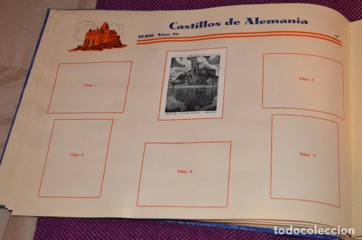 Coleccionismo Álbumes: ANTIGUO 1932 - ALBUM DEL CUPON PENINSULAR - TOMO I - AÑOS 30 - HELIOS - MADE IN SPAIN - Haz oferta - Foto 33 - 103785055