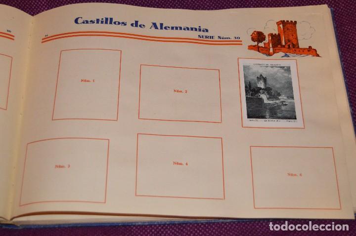 Coleccionismo Álbumes: ANTIGUO 1932 - ALBUM DEL CUPON PENINSULAR - TOMO I - AÑOS 30 - HELIOS - MADE IN SPAIN - Haz oferta - Foto 34 - 103785055