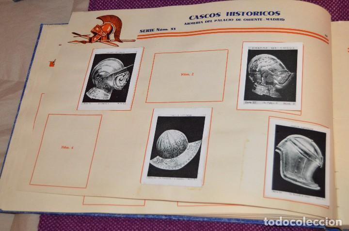 Coleccionismo Álbumes: ANTIGUO 1932 - ALBUM DEL CUPON PENINSULAR - TOMO I - AÑOS 30 - HELIOS - MADE IN SPAIN - Haz oferta - Foto 37 - 103785055