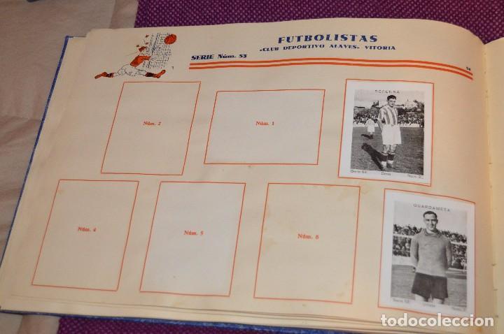 Coleccionismo Álbumes: ANTIGUO 1932 - ALBUM DEL CUPON PENINSULAR - TOMO I - AÑOS 30 - HELIOS - MADE IN SPAIN - Haz oferta - Foto 57 - 103785055