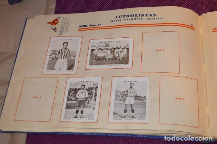 Coleccionismo Álbumes: ANTIGUO 1932 - ALBUM DEL CUPON PENINSULAR - TOMO I - AÑOS 30 - HELIOS - MADE IN SPAIN - Haz oferta - Foto 59 - 103785055