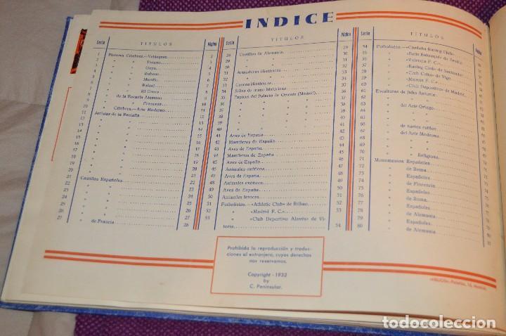 Coleccionismo Álbumes: ANTIGUO 1932 - ALBUM DEL CUPON PENINSULAR - TOMO I - AÑOS 30 - HELIOS - MADE IN SPAIN - Haz oferta - Foto 85 - 103785055