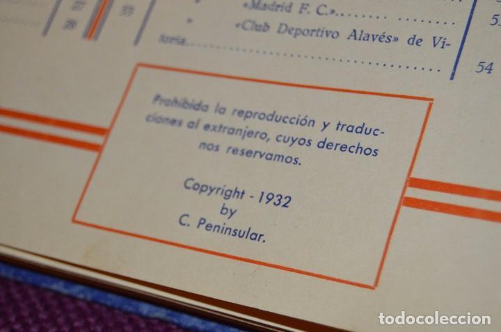 Coleccionismo Álbumes: ANTIGUO 1932 - ALBUM DEL CUPON PENINSULAR - TOMO I - AÑOS 30 - HELIOS - MADE IN SPAIN - Haz oferta - Foto 88 - 103785055