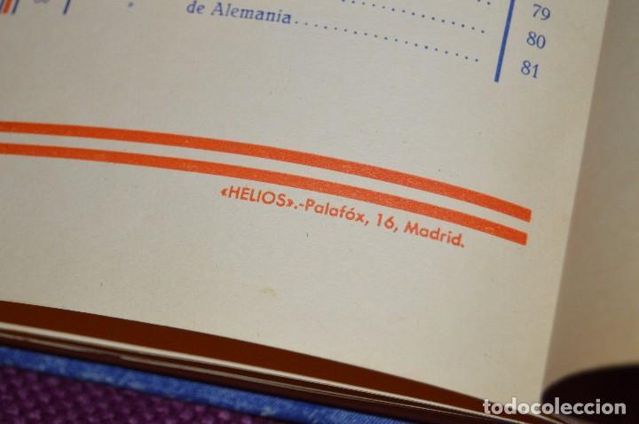 Coleccionismo Álbumes: ANTIGUO 1932 - ALBUM DEL CUPON PENINSULAR - TOMO I - AÑOS 30 - HELIOS - MADE IN SPAIN - Haz oferta - Foto 89 - 103785055