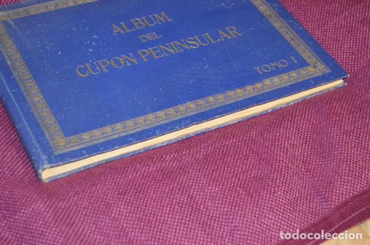 Coleccionismo Álbumes: ANTIGUO 1932 - ALBUM DEL CUPON PENINSULAR - TOMO I - AÑOS 30 - HELIOS - MADE IN SPAIN - Haz oferta - Foto 90 - 103785055