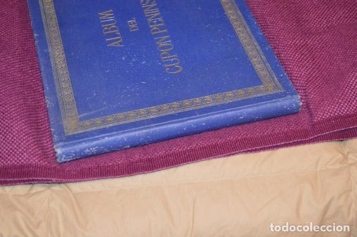 Coleccionismo Álbumes: ANTIGUO 1932 - ALBUM DEL CUPON PENINSULAR - TOMO I - AÑOS 30 - HELIOS - MADE IN SPAIN - Haz oferta - Foto 93 - 103785055
