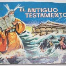 Collezionismo Album: ALBUM EL ANTIGUO TESTAMENTO, FERMA 1968, CON 194 CROMOS DE 247. Lote 255432860