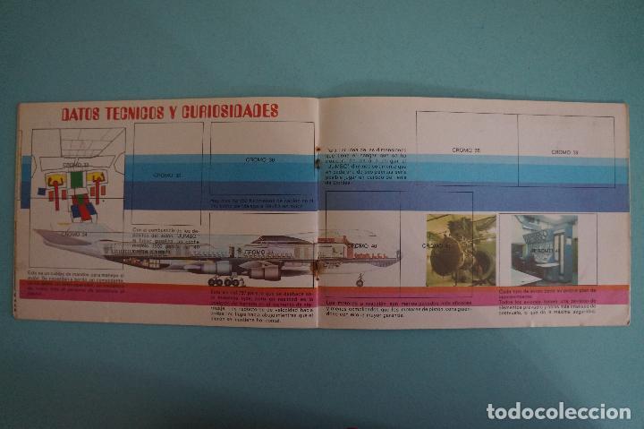 Coleccionismo Álbumes: ÁLBUM VACIO DE VOLAR Y SABER AÑO 1974 DE BIMBO - Foto 2 - 108040927
