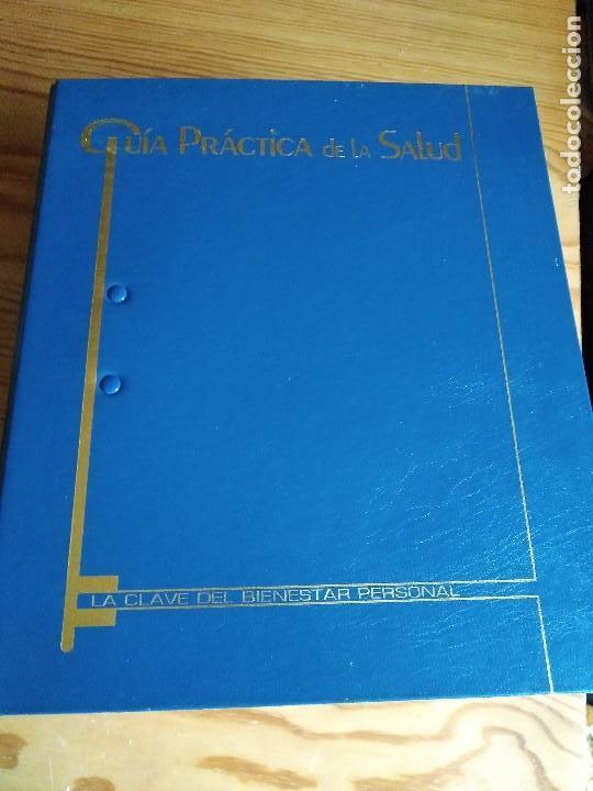 GUIA PRÁCTICA DE LA SALUD (Coleccionismo - Cromos y Álbumes - Álbumes Incompletos)