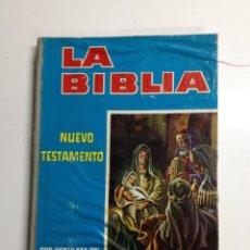 Coleccionismo Álbumes: LA BIBLIA NUEVO TESTAMENTO (M). Lote 108597983