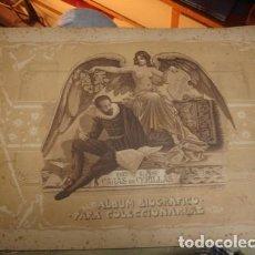 Coleccionismo Álbumes: ALBUM BIOGRÁFICO DE LAS CAJAS DE CERILLAS PARA COLECCIONARLAS . Lote 108979339